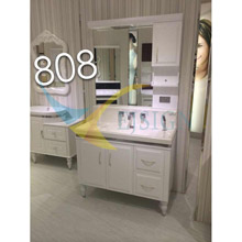 BATHROOM CABINET WITH FOOT 2