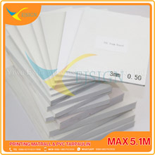 PVC FOAM BOARD 3MM