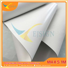 COATED BLOCKOUT PVC TARPAULIN EJCBPT008 1000GSM G