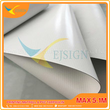COATED BLOCKOUT PVC TARPAULIN EJCBPT001 700GSM G