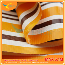 LAMINATED STRIP PVC TARPAULIN  EJLST007