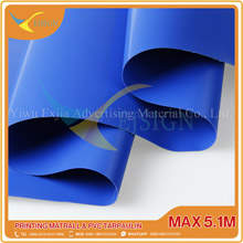 COATED PVC TARPAULIN EJCP002-7 G BLUE