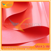 COATED PVC TARPAULIN EJCP002-6 G RED