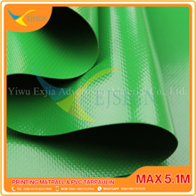 COATED PVC TARPAULIN EJCP002-6 G GREEN