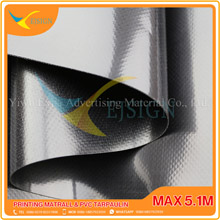 COATED PVC TARPAULIN EJCP002-6 G BLACK