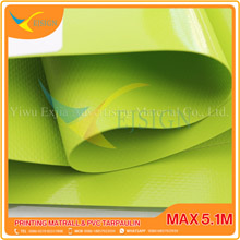 COATED PVC TARPAULIN EJCP002-5 G GREEN