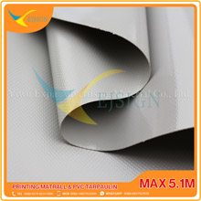 COATED PVC TARPAULIN EJCP002-5 G GREY