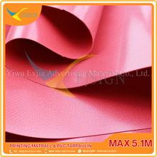 COATED PVC TARPAULIN EJCP002-5 G RED