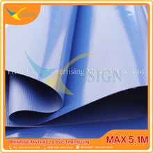COATED PVC TARPAULIN EJCP002-5 G BLUE