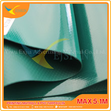 COATED PVC TARPAULIN EJCP002-4 G DARK GREEN