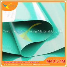 COATED PVC TARPAULIN EJCP002-4 G GREEN