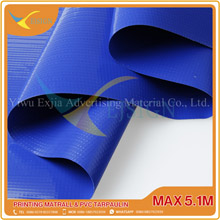 COATED PVC TARPAULIN EJCP002-4 G BLUE