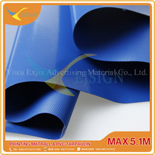 COATED PVC TARPAULIN EJCP002-3 G BLUE