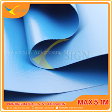 COATED PVC TARPAULIN EJCP002-2 M BLUE