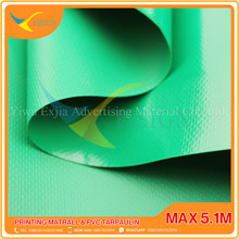 COATED PVC TARPAULIN EJCP002-1 G GREEN