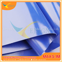 COATED PVC TARPAULIN EJCP002-2 G BLUE