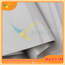 COATED PVC TARPAULIN EJCP001-4 G GREY
