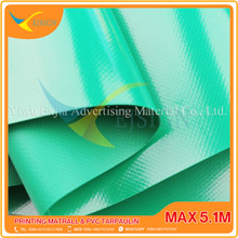 COATED PVC TARPAULIN EJCP001-4 G GREEN