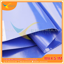 COATED PVC TARPAULIN EJCP002-1 G BLUE