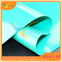 COATED PVC TARPAULIN EJCP001-2 G GREEN