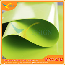 COATED PVC TARPAULIN EJCP001-1 G YELLOW GREEN
