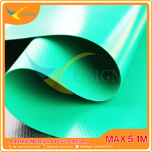 COATED PVC TARPAULIN EJCP001-1 G GREEN